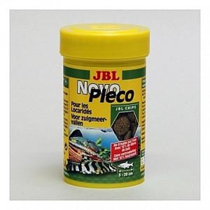 Comprimés pour locaridés JBL NovoPleco Chips 100ml