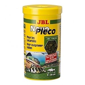 Comprimés pour locaridés JBL NovoPleco Chips 1L