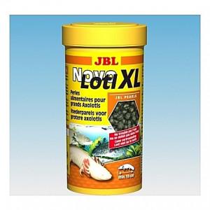 Perles alimentaires pour grands Axolotls JBL NovoLotl XL 250ml