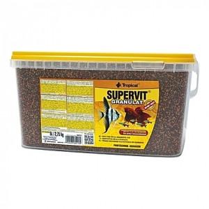Granulés complets vitaminés SUPERVIT GRANULAT 5L