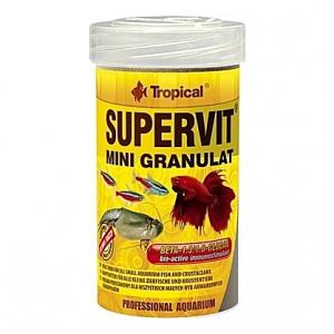 Granulés complets vitaminés SUPERVIT MINI GRANULAT 100ml
