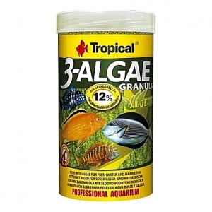 Granulés aux algues (dont chlorella) 3-ALGAE GRANULAT 250ml