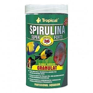 Granulés aux algues (dont spiruline) SUPER SPIRULINA FORTE GRANULAT 250ml