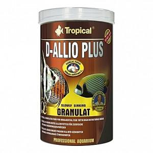 Granulés Discus et Cichlidés D-ALLIO PLUS GRANULAT (ail) 1L