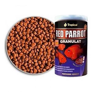 Granulés riches en caroténoïdes RED PARROT GRANULAT 1L