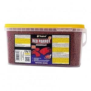Granulés riches en caroténoïdes RED PARROT GRANULAT 3L