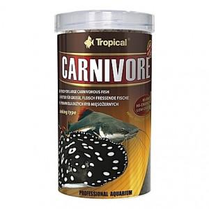 Granulés coulants riches en protéines CARNIVORE 500ml
