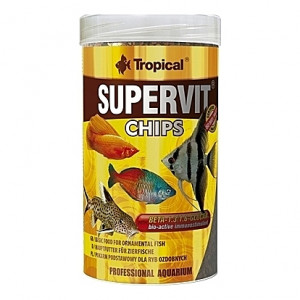Chips coulantes multi-ingrédients SUPERVIT CHIPS 250ml