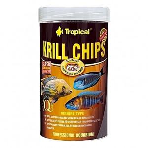 Chips à haute teneur en Krill réhaussant les couleurs KRILL CHIPS 250ml