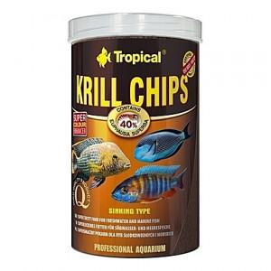 Chips à haute teneur en Krill réhaussant les couleurs KRILL CHIPS 1L