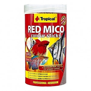 Larves de vers de sang RED MICO Colour STICK 250ml