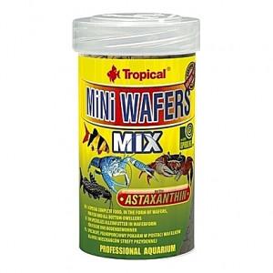 Pastilles de fond rouges et vertes multi-ingrédients MINI WAFERS MIX 100ml