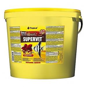 Flocons nutritifs, complets et équilibrés SUPERVIT 5L