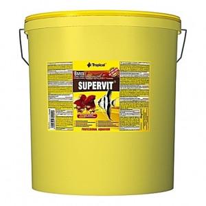 Flocons nutritifs, complets et équilibrés SUPERVIT 21L