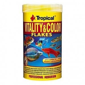 Flocons renforçant la vitalité et les couleurs VITALITY & COLOR 250ml
