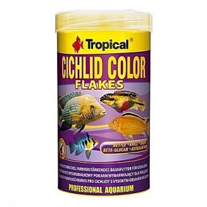 Flocons ravive couleurs pour cichlidés CICHLID COLOR 250ml