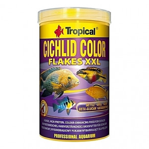 Flocons ravive couleurs pour cichlidés CICHLID COLOR XXL 1L