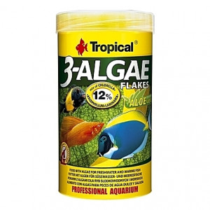 Flocons aux algues 3-ALGAE FLAKES 250ml