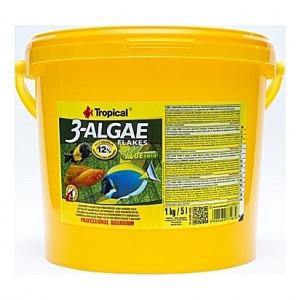 Flocons aux algues 3-ALGAE FLAKES 5L