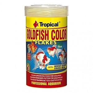 Nourriture de base pour poissons rouges GOLDFISH COLOR 100ml