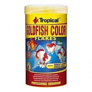 Nourriture de base pour poissons rouges GOLDFISH COLOR 250ml