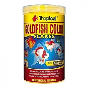 Nourriture de base pour poissons rouges GOLDFISH COLOR 1L