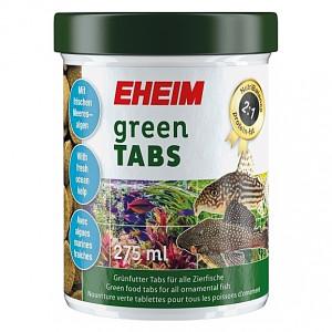 Comprimés aliments verts pour omnivores et herbivores EHEIM GREEN TABS 275ml