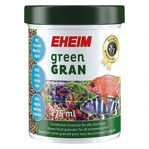 Granulés aliments verts pour omnivores et herbivores EHEIM GREEN GRAN 275ml