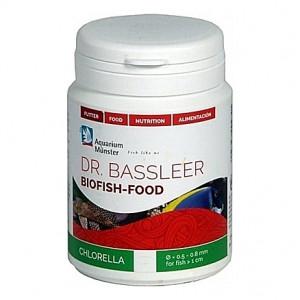 Alimentation riche et équilibrée avec extraits d'algues BIOFISH FOOD CHLORELLA M 60g