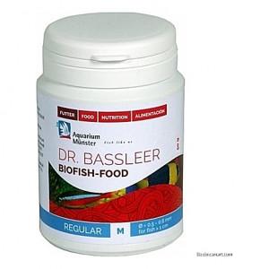 Alimentation riche et équilibrée BIOFISH FOOD REGULAR M 60g