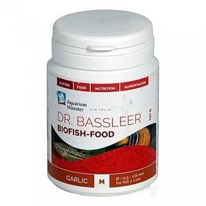 Alimentation riche et équilibrée avec ail naturel BIOFISH FOOD GARLIC M 60g