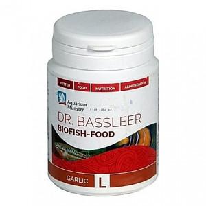 Alimentation riche et équilibrée avec ail naturel BIOFISH FOOD GARLIC L 150g