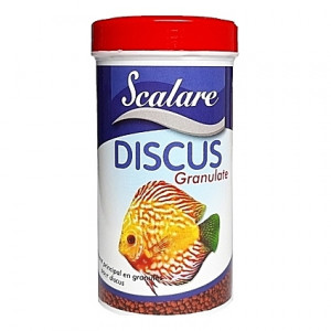 Granulés complets DISCUS GRANULATE SCALARE 250ml