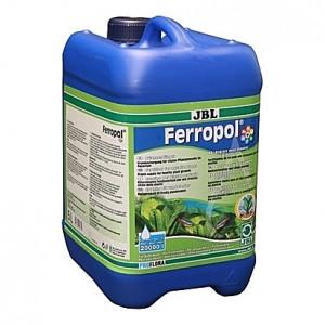 Engrais liquide stimulateur de croissance JBL Ferropol - 5L