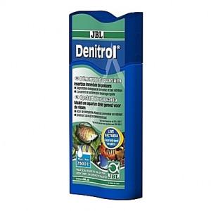 Bactéries vivantes pour dénitrification biologique et détoxication de l'eau JBL Denitrol - 250ml (=7500L)
