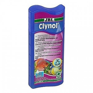 Purificateur et clarificateur d'eau d'origine naturelle JBL Clynol - 500ml (=2000L)