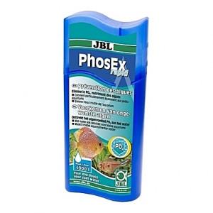 Eliminateur de phosphates PO4 (anti-algues) JBL Phosex Rapid - 250ml (=1000L)