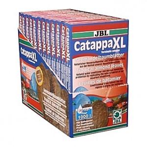 Lot de 10 feuilles de badamier de 23cm JBL CatappaXL
