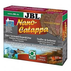 Lot de 10 feuilles de badamier de 17cm JBL Nano Catappa
