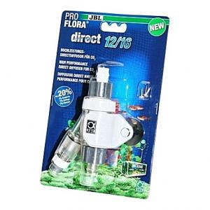Diffuseur de CO2 sur Tuyau de sortie de filtre externe JBL Proflora Direct 12/16