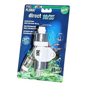 Diffuseur de CO2 sur Tuyau de sortie de filtre externe JBL Proflora Direct 19/25
