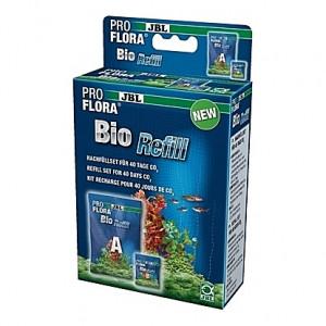 Kit de recharge pour système de production de CO2 Bio 80 et Bio 160 JBL Proflora BioRefill