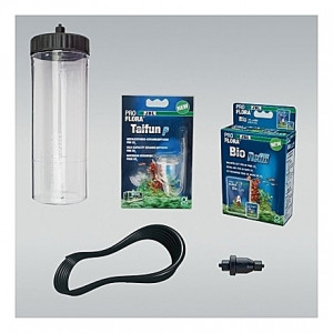 Kit de production de CO2 par fermentation biologique JBL Proflora Bio 80 (usage multiple) (aquarium <80L)