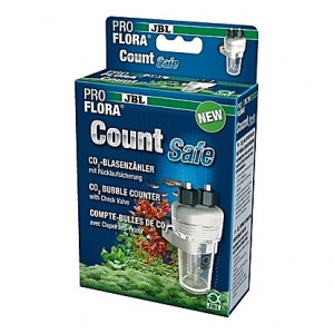 Compte bulles JBL Proflora CO2 Count Safe