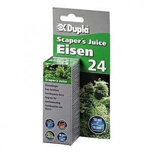 Engrais Dupla Scaper's Juice Eisen 24 (fer + oligo-éléments) - 10ml