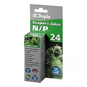 Engrais Dupla Scaper'S Juice N/P 24 (phosphates et azote) - 10ml
