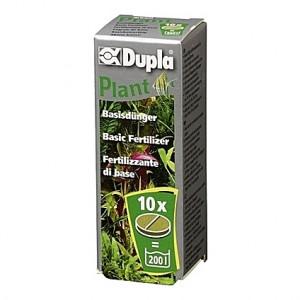 10 Comprimés Dupla Plant fertilisants pour la croissance des plantes - 200L