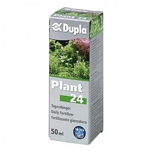 Engrais journalier Dupla Plant 24 riche en oligo-éléments essentiels (Fe, K, Mn, …) - 50ml