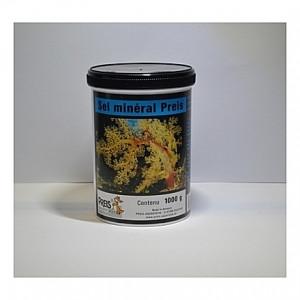 Sel minéral PREIS sans chlorure de sodium - 1Kg