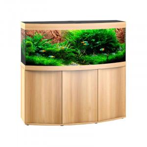 Vend aquarium juwel vision 450 tout équipé avec meuble cause déménagement